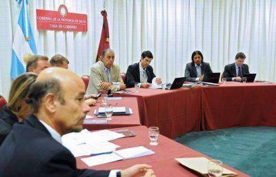 El gobernador Urtubey encabezó hoy la reunión de gabinete