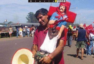 Corrientes recibe hoy a los devotos del Gauchito Gil