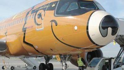 Una aerolínea propone el transporte a la carta