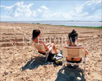 El nivel del río Paraná sigue con tendencia baja