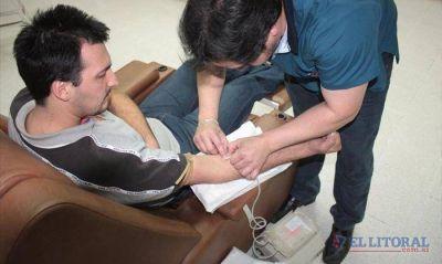 Corrientes tiene apenas 140 personas inscriptas como donantes de médula