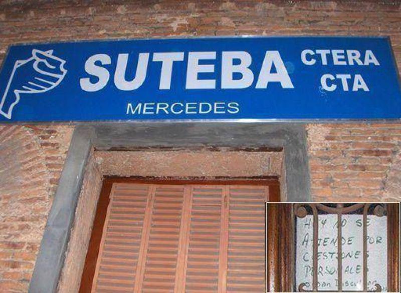 Otra controversia en el SUTEBA local, esta vez por la no realización de una asamblea