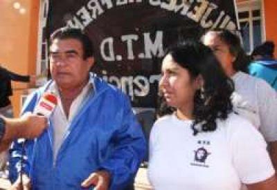 El MTD Emerenciano se moviliza contra la represión policial