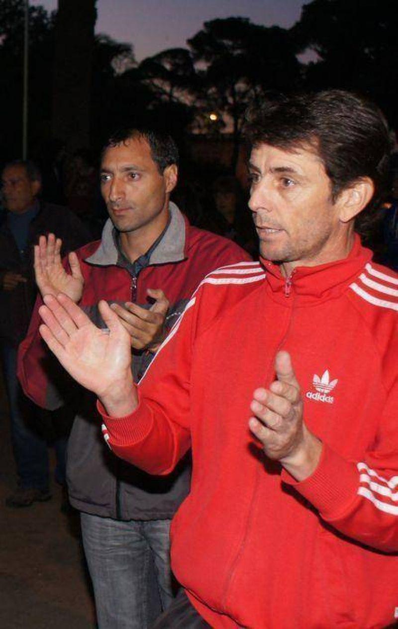El Sindicato Municipal de Tornquist en apoyo a empleados cesanteados de la municipalidad de Puan.