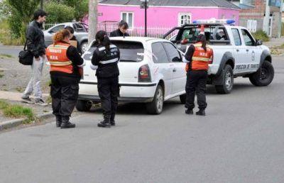 Presencia y Controles vehiculares para disminuir el índice de infracciones
