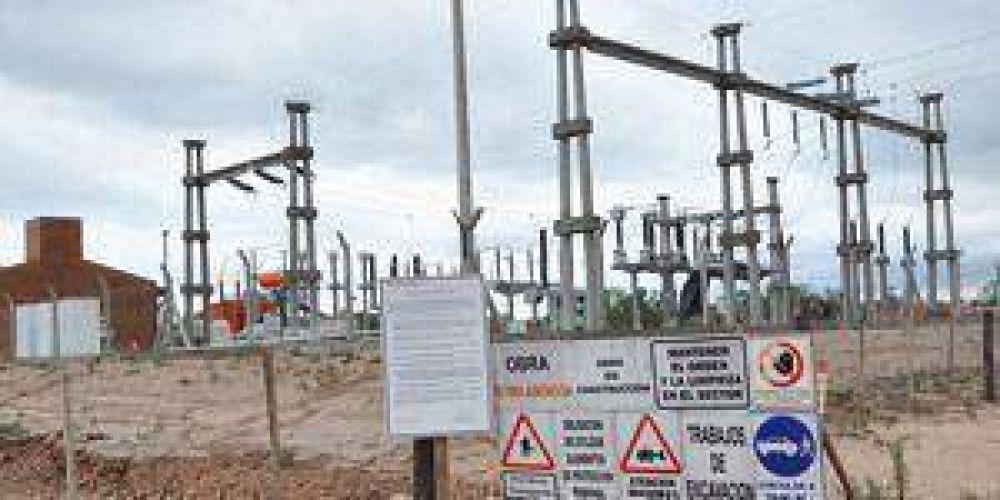 Informan sobre el plan eléctrico provincial