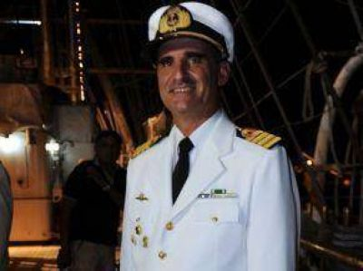 "Habló el capitán de la Fragata: ""Vivimos momentos de crisis e incertidumbre"""
