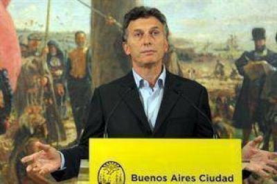 """Macri le pidió al Gobierno """"salir del lugar de deudores"""""""