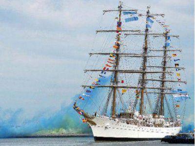 Cuatro entrerrianos fueron parte de la tripulación en la fragata Libertad