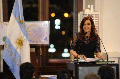"""Cristina: """"A $3,80 el subte me parece una barbaridad"""""""