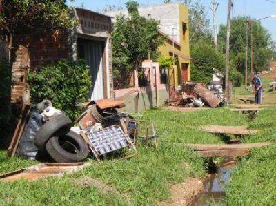 Vecinos se suman en la lucha contra el mal del Dengue