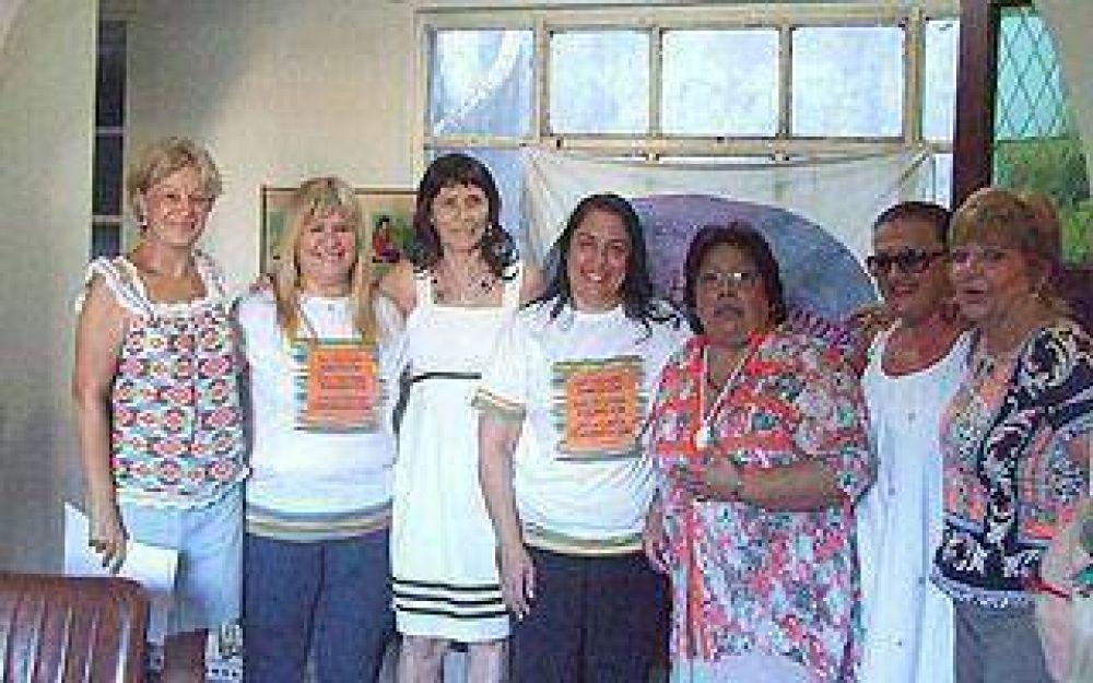 Lomas de Zamora: Inauguraron la sede lomense del Sindicato de Amas de Casa