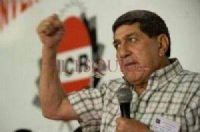 """""""Los cargos en la Legislatura no son únicamente para la UCR"""""""