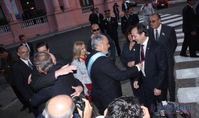 Con realidades distintas, Colombi y Camau miran de reojo a la Presidenta