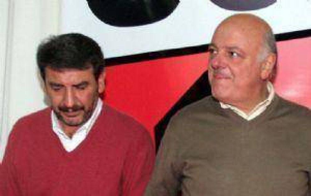 Por decisión de Cobos, Mansur será candidato a diputado.
