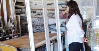 Subsecretaria de Industria y Comercio recorrió empresas de General San Martín