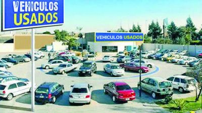 San Juan fue la provincia donde más creció la venta de autos usados en 2012