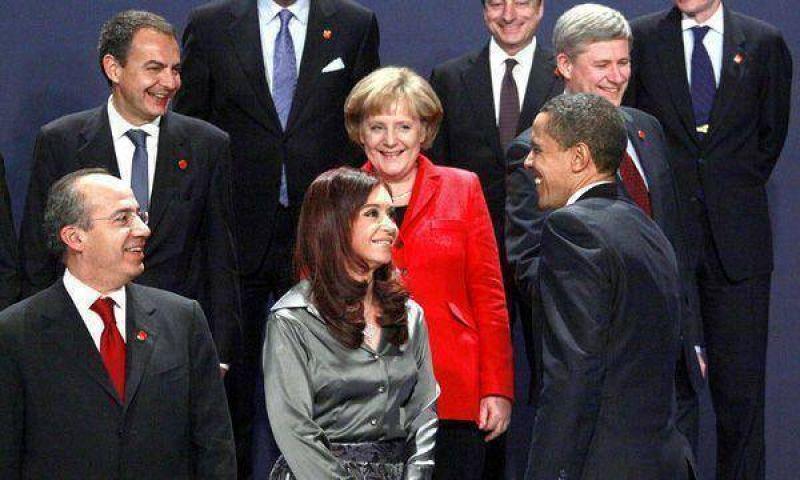 """Obama, en el G-20: """"Se aumentarán recursos para América Latina"""""""