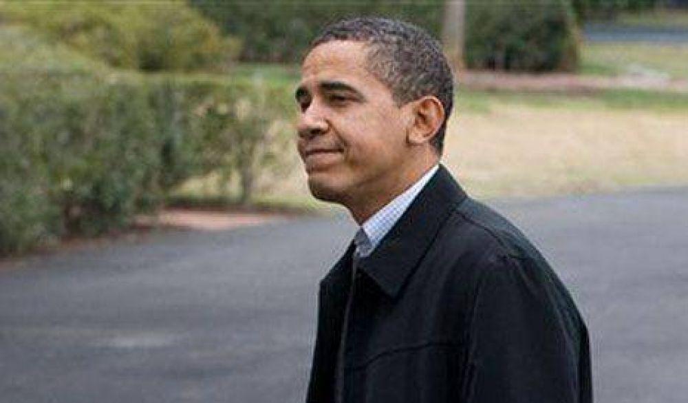 Obama hizo llegar sus condolencias