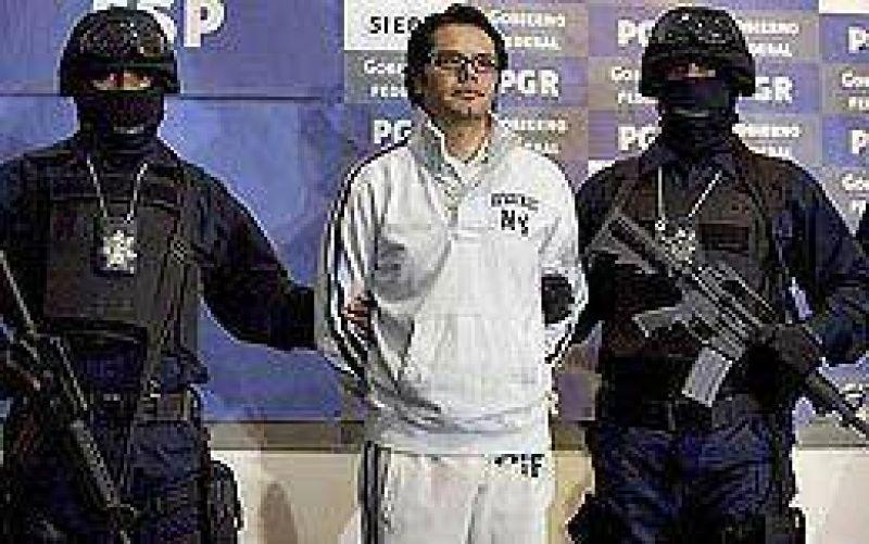 M�xico: detuvieron a importante l�der del C�rtel de Ju�rez