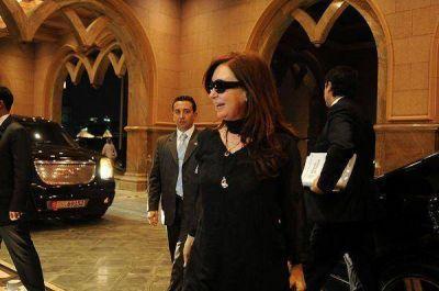 Aclaran otra noticia falsa de Clarín sobre la gira de CFK