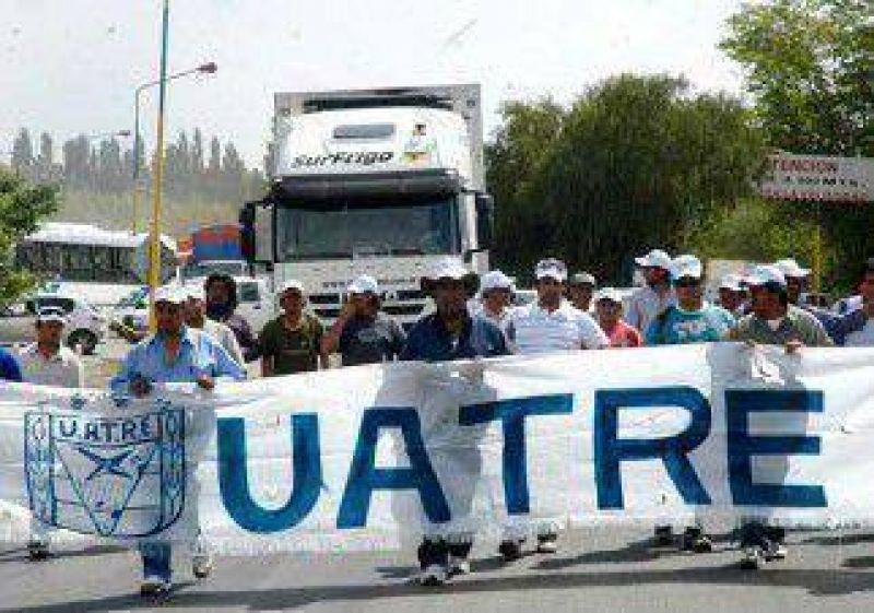 Rurales marchan hacia las rutas por mejoras salariales