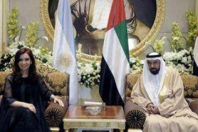 Cristina cierra mañana su visita a los Emiratos Árabes con la participación en la Cumbre de la Energía