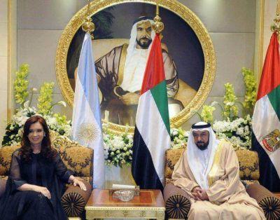 Argentina tendrá una oficina comercial en Emiratos Árabes