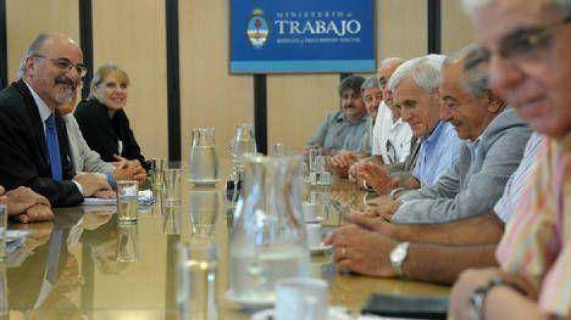 La CGT de Caló le reclamó al Gobierno por los salarios y el Impuesto a las Ganancias