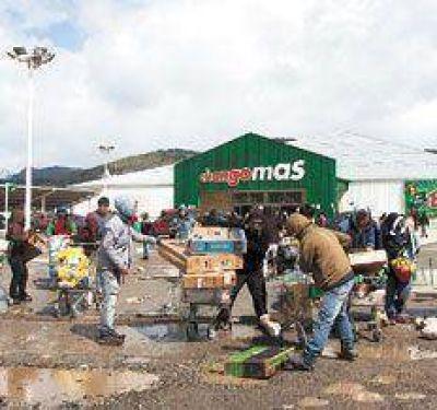 Detenidos por los saqueos en Bariloche