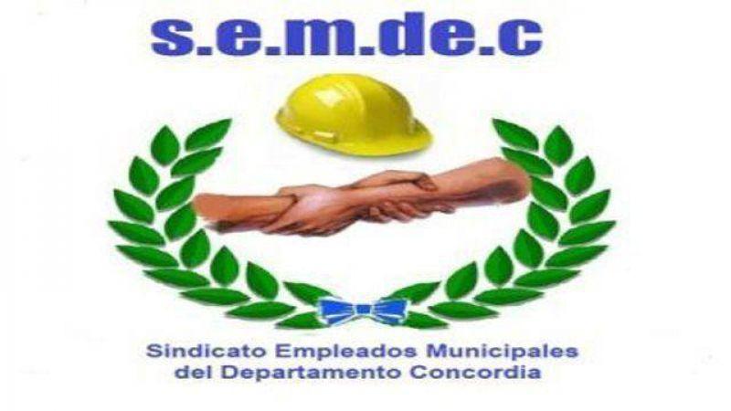 Concordia tiene nuevo sindicato municipal