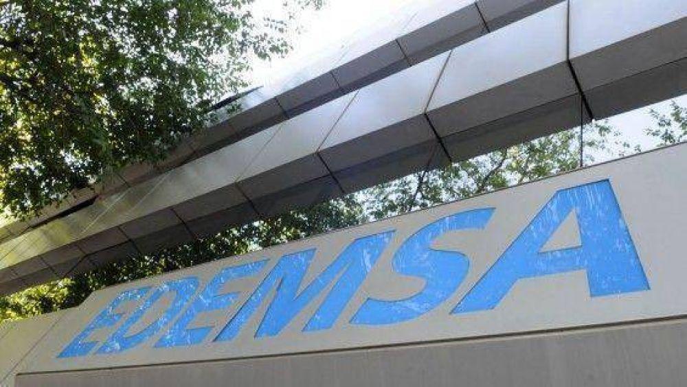 Edemsa advierte sobre posibles bajas de tensión por trabajos