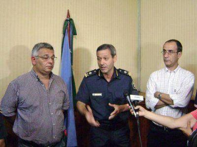 En Chacabuco hay nuevo Jefe Distrital de Policía