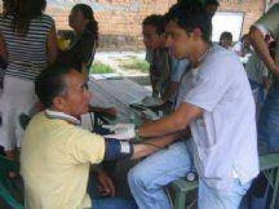 Médicos de la UNICEF vienen a reforzar la atención en el norte de Salta