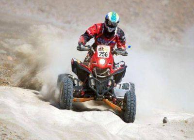 Dakar 2013: El fueguino Bonetto, protagonista de la novena etapa