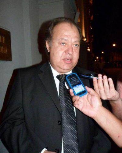 Ríos habló de la interna en el PJ