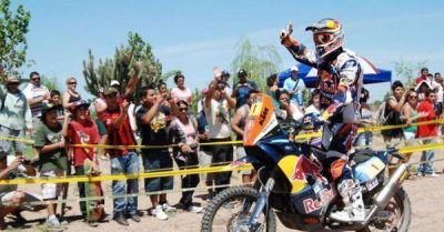 La Rioja comenz� a palpitar el Dakar por quinto a�o consecutivo