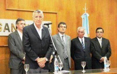 Asumieron los nuevos funcionarios de Seguridad, Hacienda, EPSA, OSSE y Medio Ambiente