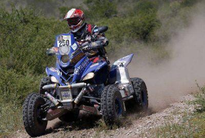 Patronelli finalizó tercero la etapa y mantiene el liderazgo