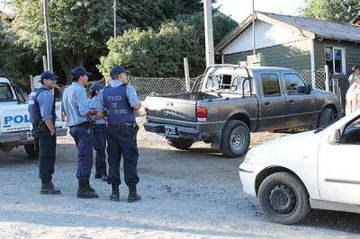 Secuestran otra camioneta registrada el día de los saqueos