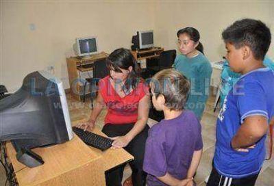 Desde los CTB, triplicaron los trámites locales online
