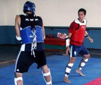 Seba Crismanich, junto a la selección nacional, ya entrena en Corrientes