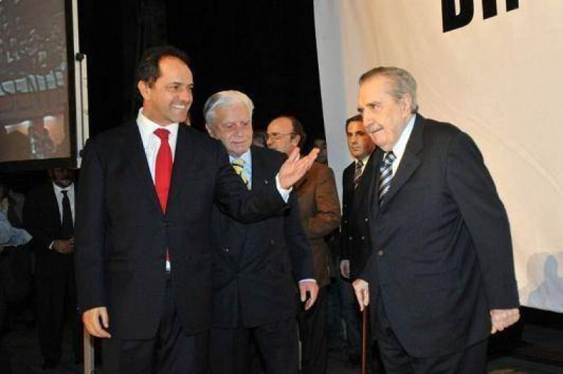 """Daniel Scioli propuso un """"debate superador"""" en la campaña electoral"""