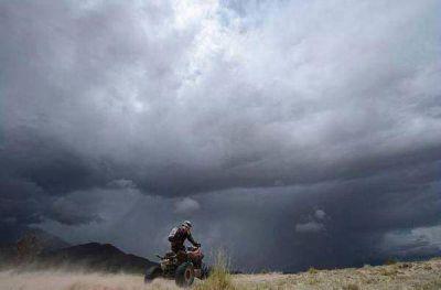 Dakar 2013: Bonetto está cuarto en la general de cuatriciclos