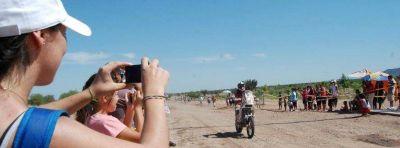 Por quinto a�o consecutivo, el Dakar dijo presente en La Rioja