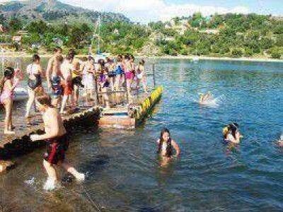 La Fiesta del Lago, un éxito en Villa Pehuenia