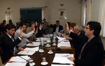 Día crucial para Goye en un Concejo bajo presión