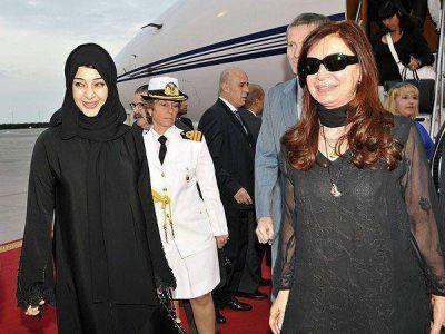 La Presidente llega a Vietnam para consolidar la relación comercial