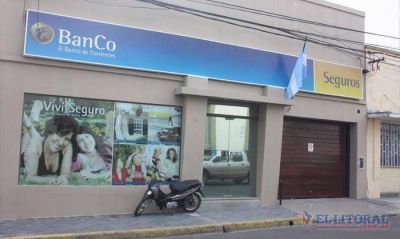 El Banco de Corrientes inaugura un local exclusivo para atender seguros