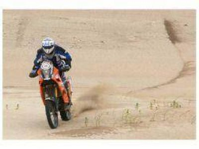 Dakar 2013: Rodolfo Bollero a dos d�as de cumplir el objetivo